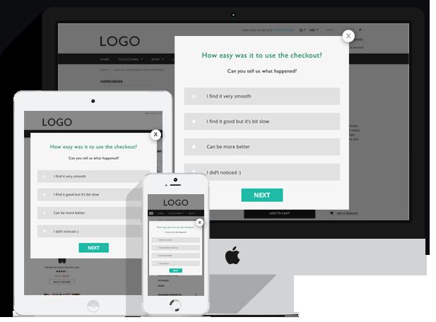 Create unlimited surveys.