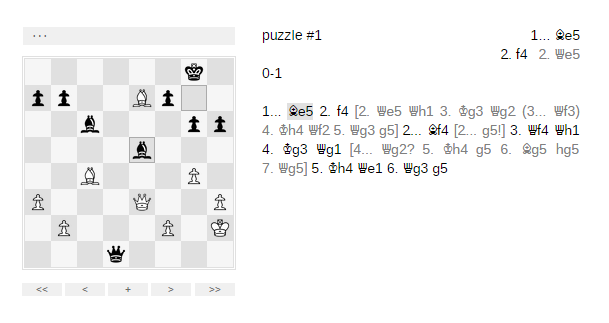 embed-chessboard screenshot 3