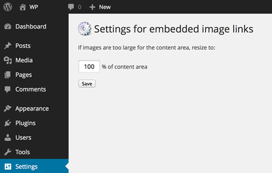 embed-image-links screenshot 1