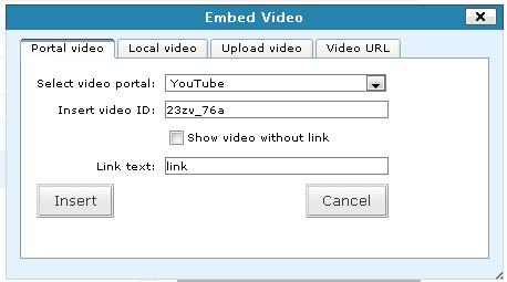 Embedded Video — WordPress Plugins