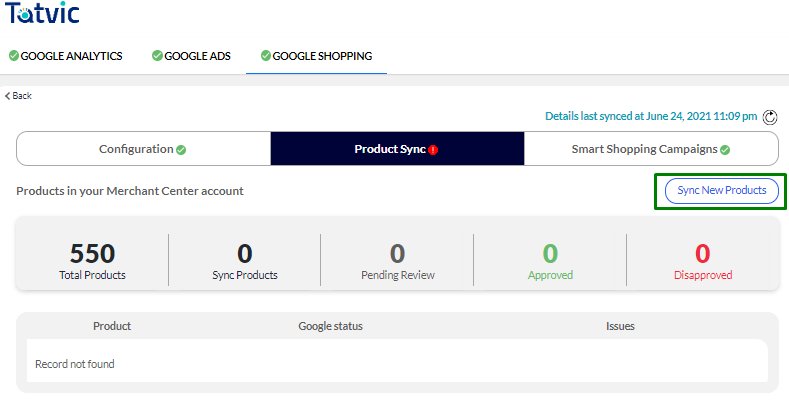 Map your WooCommerce product categories with Google Merchant center categories