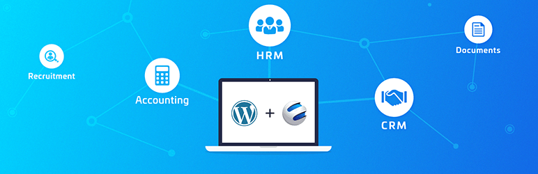 WP ERP – Complete WordPress Business Manager with HR, CRM & Accounting Systems for Small Businesses