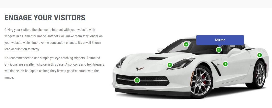 Image Hotspot Widget for Elementor