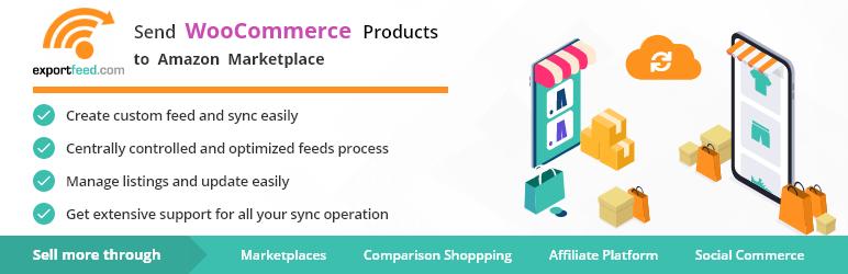 Send WooCommerce Products to Amazon Marketplace