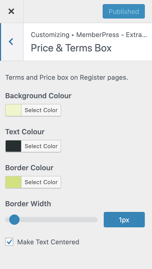 Styling price and terms box screenshot-5.png