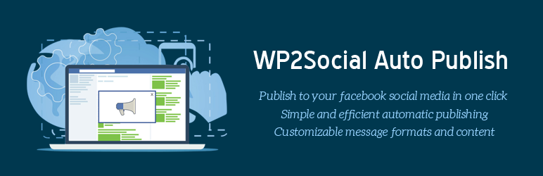 WP2Social Auto Publish – WordPress plugin | WordPress org