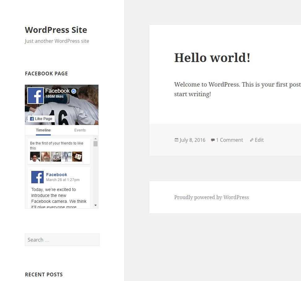 Mongoose Page Plugin – WordPress plugin | WordPress org