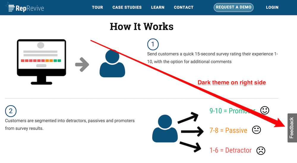 Floating Tab Button by RenegadeWorks — WordPress Plugins