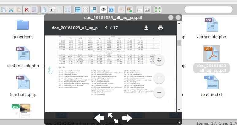 Pdf File Manager