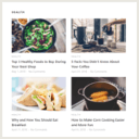 Flex Posts – Widget and Gutenberg Block