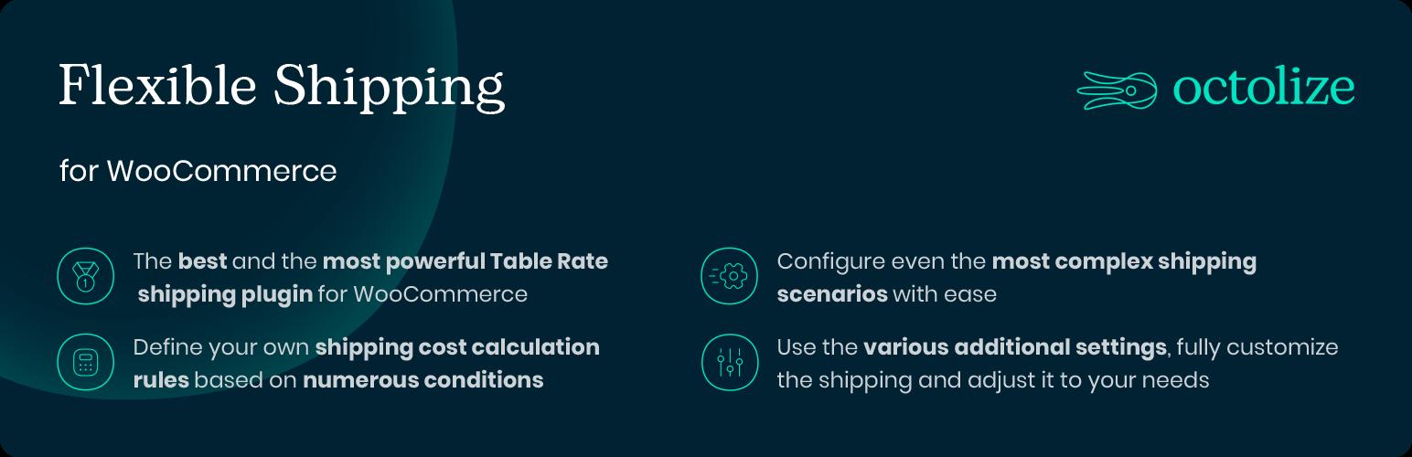 c241bdf104ab7f Flexible Shipping dla WooCommerce – WordPress plugin   WordPress.org