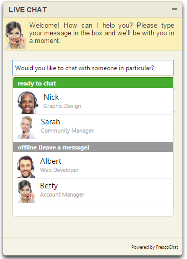 flexytalk-widget screenshot 3