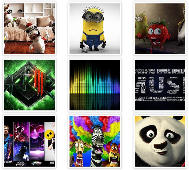 Flickr Album Gallery Preview 2