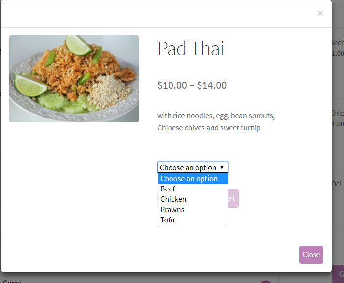 Food Online for WooCommerce
