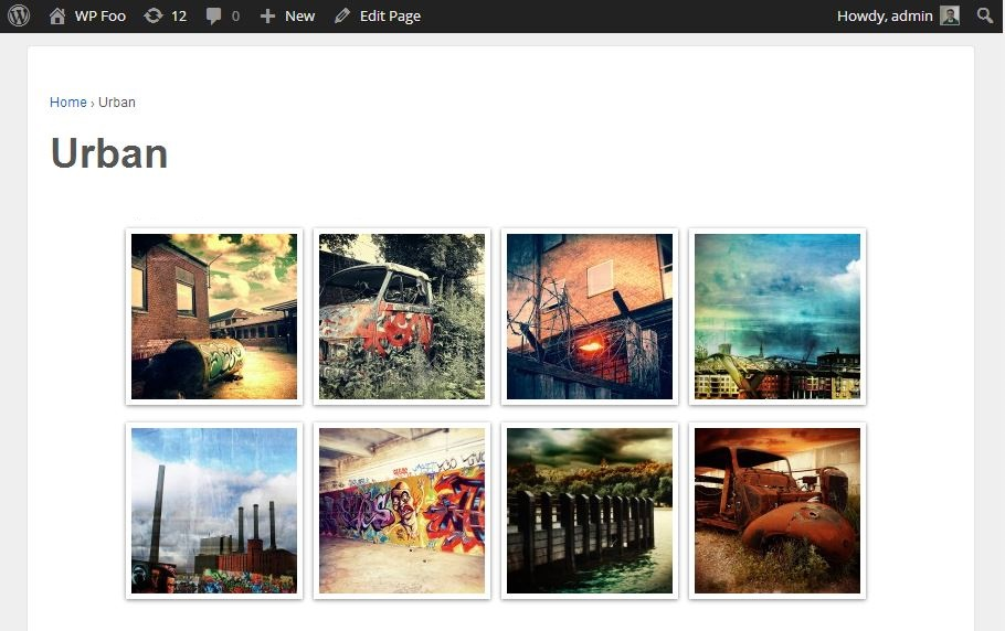 WordPress Gallery Plugin – FooGallery – WordPress plugin ...
