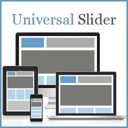 Universal Slider