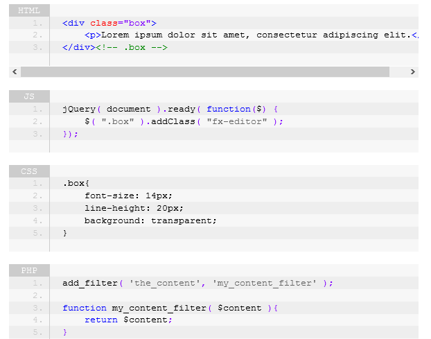 Coder Module.