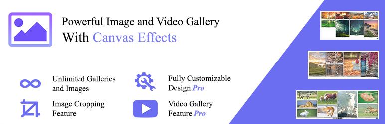 Responsive Image Gallery, Gallery Album – WordPress plugin