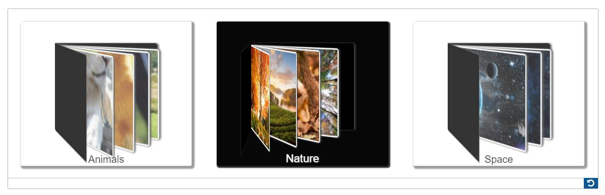 Gallery – Image and Video Gallery with Thumbnails
