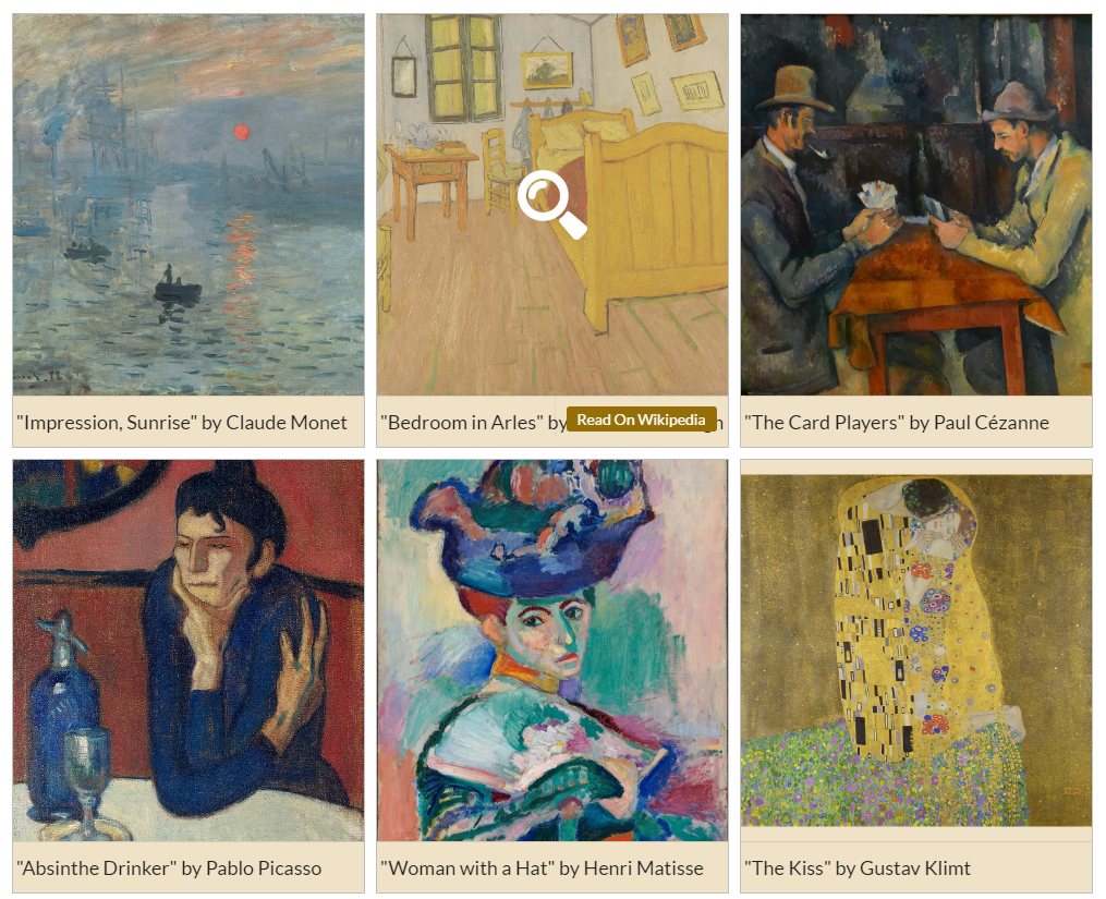 gallery-and-caption screenshot 1