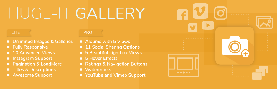 Image Gallery – Responsive Photo Gallery