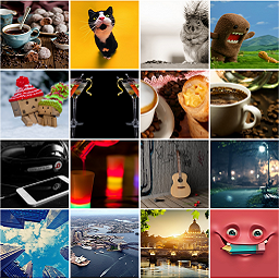 Wordpress Grid Gallery Plugin by Weblizar