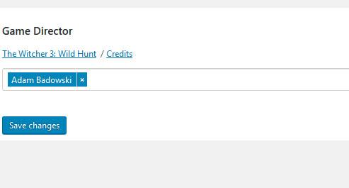 Admin Panel - Editing Credits 2