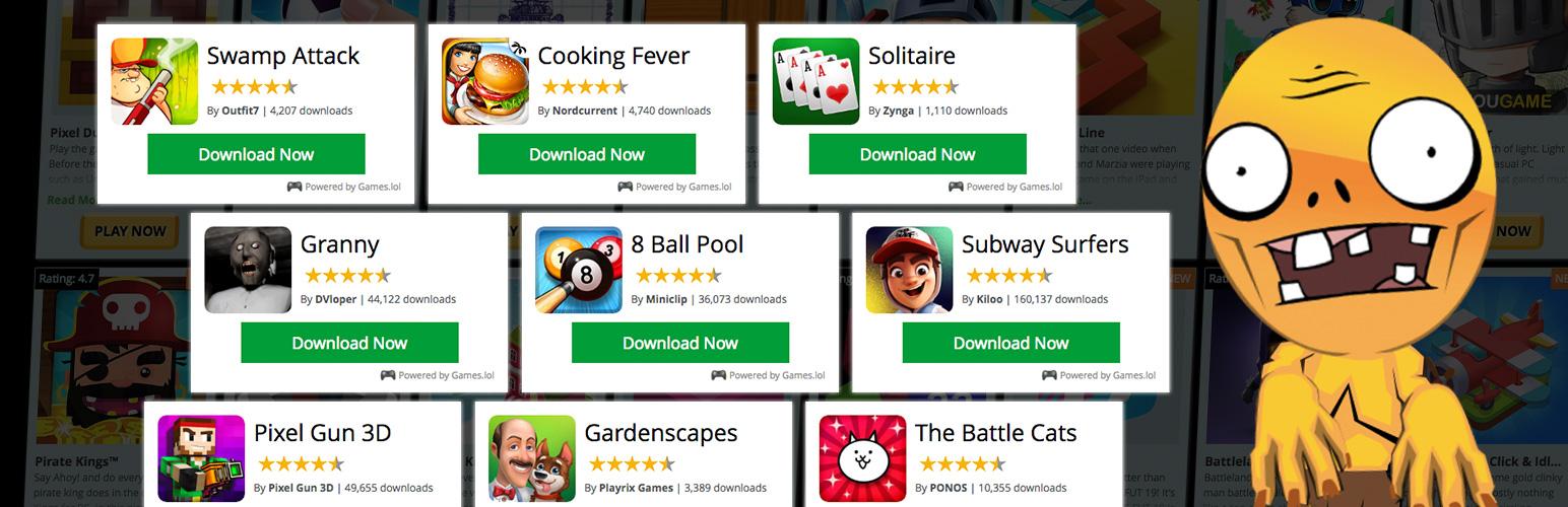 Games.lol Download Box