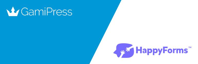 GamiPress – HappyForms integration