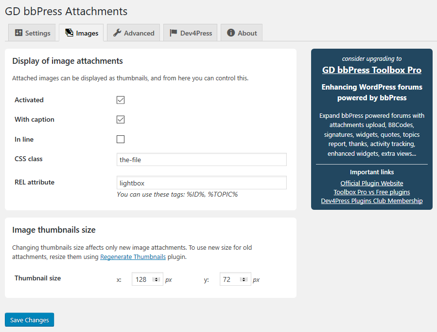 GD bbPress Attachments – WordPress plugin | WordPress org