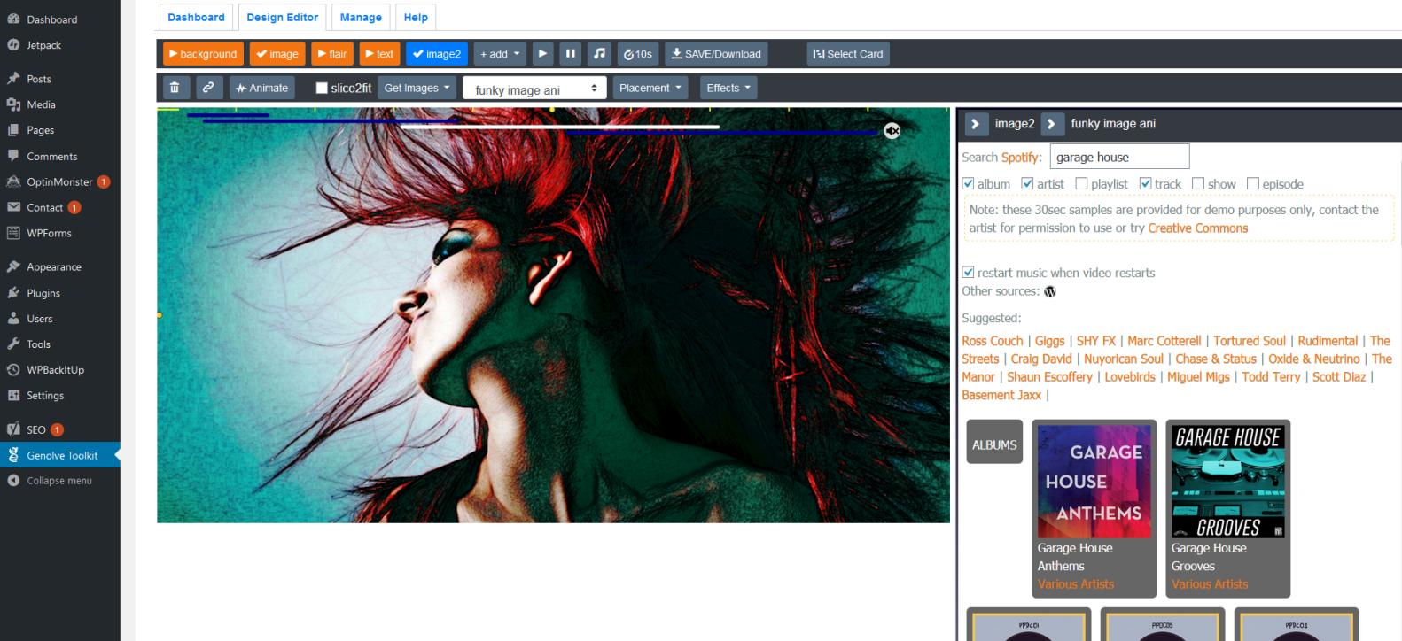 Plugin in use screenshot-1.png (v 1.1)