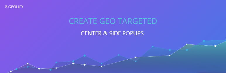 Wordpress Geolify Geo Popup Plugin