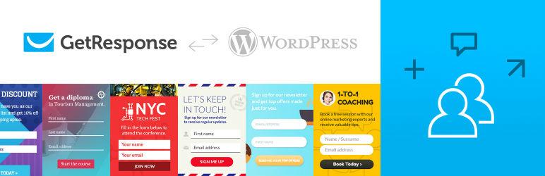 GetResponse for WordPress