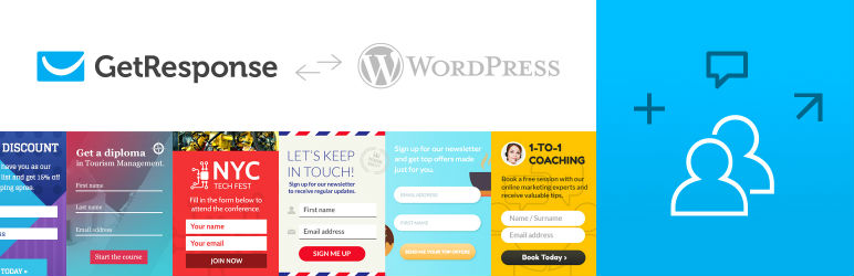 GetResponse for WordPress