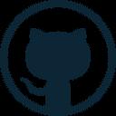 GitHub Profile Widget logo