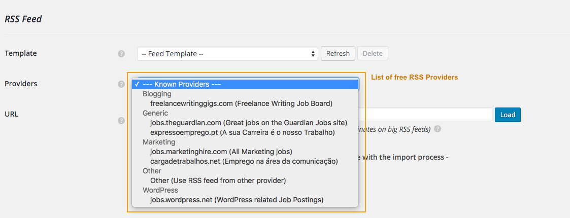 Go Fetch Jobs (for WP Job Manager) – WordPress plugin