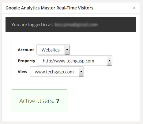 google-analytics-master screenshot 1
