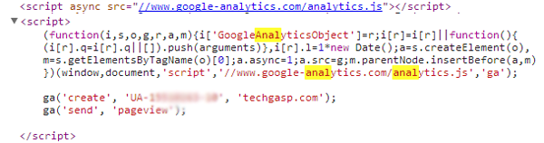 google-analytics-master screenshot 5