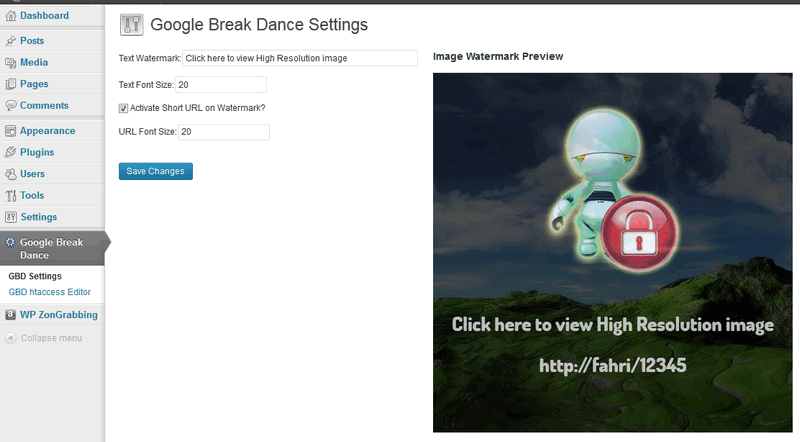 google-break-dance screenshot 3