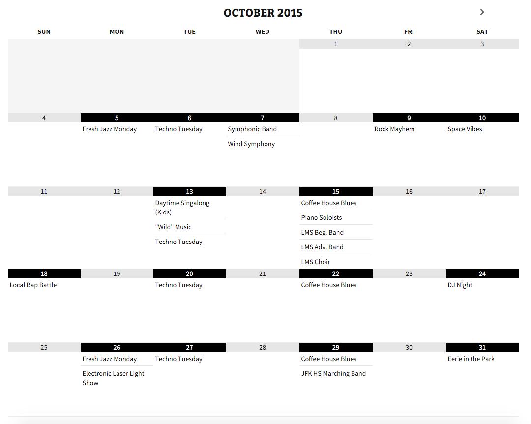 Best Calendar Plugin WordPress 2020 simple calendars   Agadi.ifreezer.co