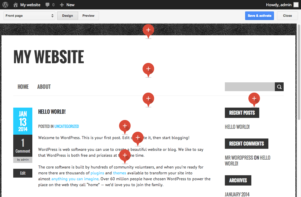 google-publisher screenshot 2