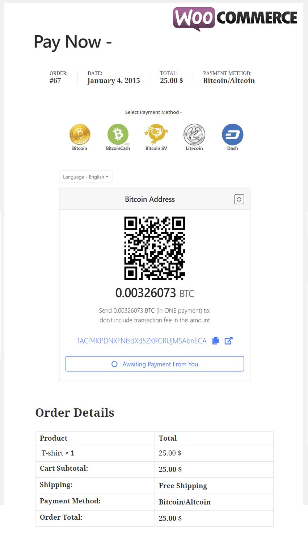 bitcoin gateway