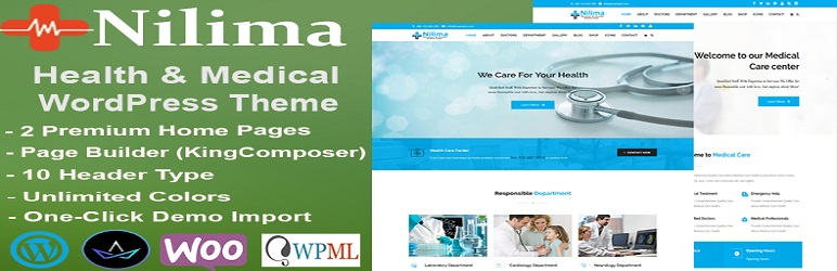 Health & Medical Addons for KingComposer