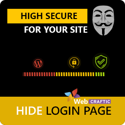Hide Login Page Hide Wp Admin Stop Attack On Login Page Wordpress Plugin Wordpress Org
