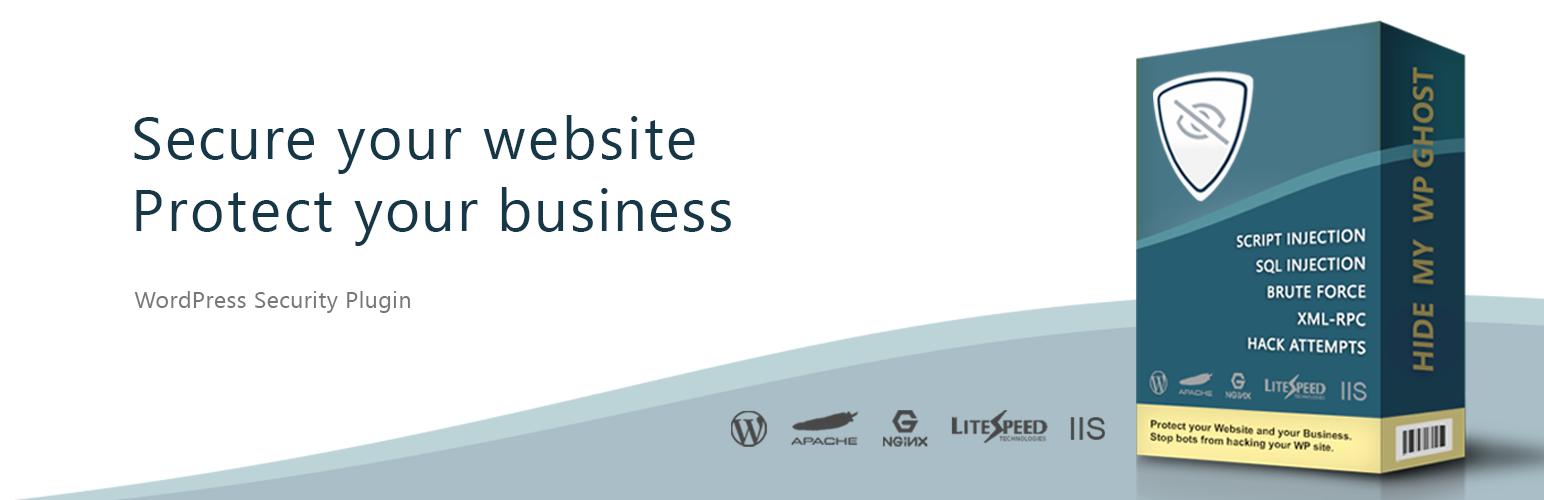 Hide My Wp Ghost Security Plugin Wordpress Plugin Wordpress Org