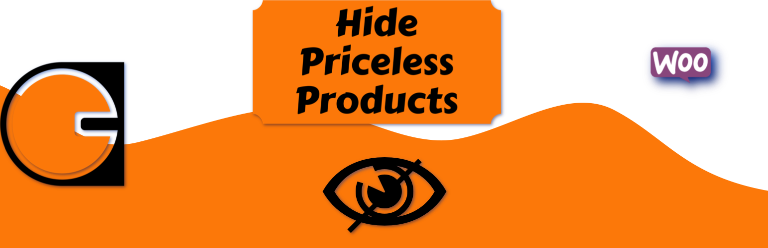 Hide Priceless products