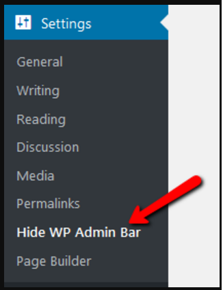 You can also find the plugin settings by WordPress Settings menu like as above screen.