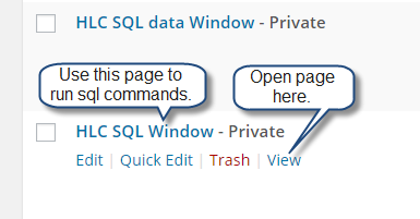 hlc-sql-window افزونه