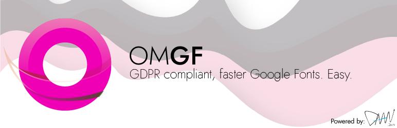 OMGF | Host Google Fonts Locally