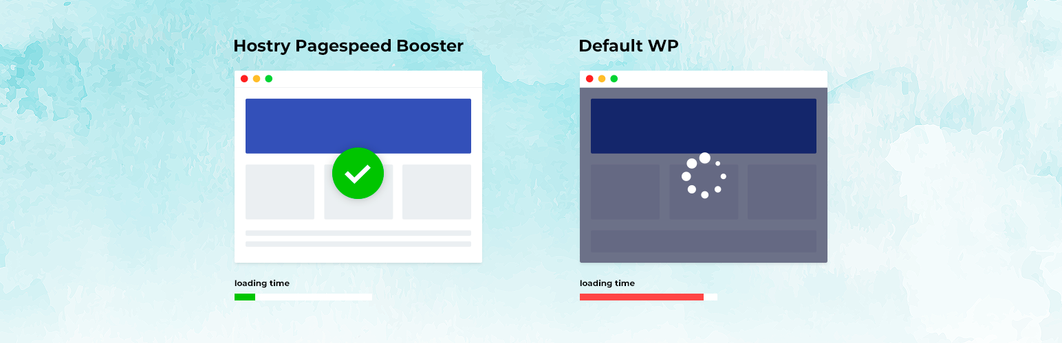Hostry PageSpeed Booster